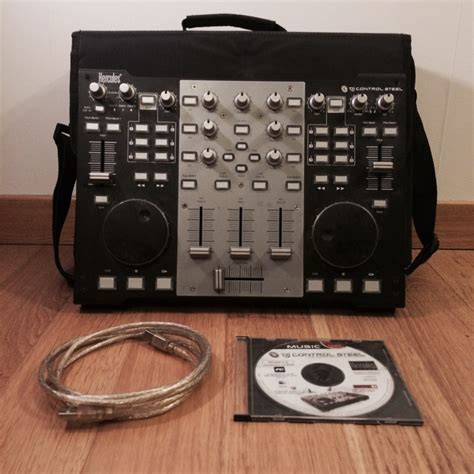 console dj mp3 dj mp3 hercules dj mp3 audiofanzine