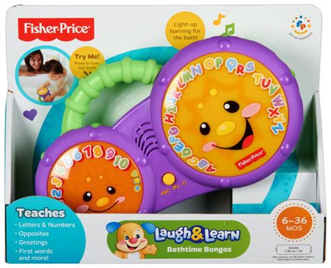 fisher price bathtub india buy fisher price laugh learn bathtime bongos online in