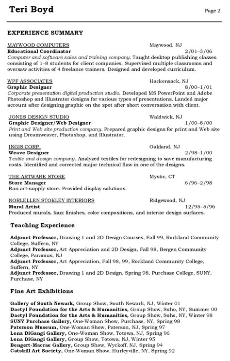 sle resume of education coordinator personal statement writing a cv when your 16