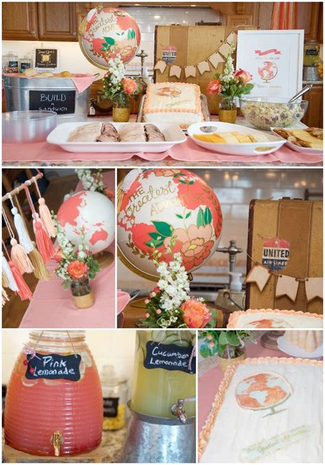travel themed table decorations diy diy pinterest best 25 travel baby showers ideas on pinterest airplane