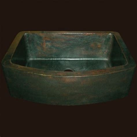 how to patina copper sink copper farm sink