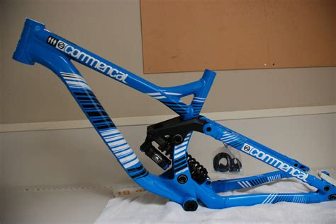 commencal supreme dh frame in menlo park california united states photo by