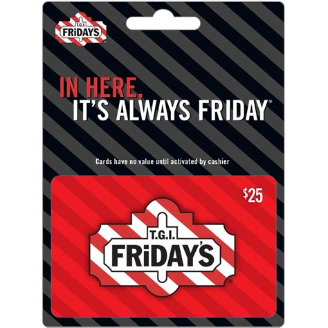 Fridays Gift Card Checker - tgi fridays gift card balance lamoureph blog