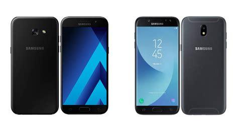 Samsung A5 Vs J5 Pro The Great Samsung 2017 Mid Range Series Comparison Galaxy