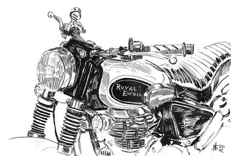 Sbw Motorrad Uk by Martin Squires Automotive Illustration Motorcycle Live
