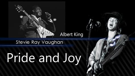 stevie ray vaughan albert king pride  joy youtube