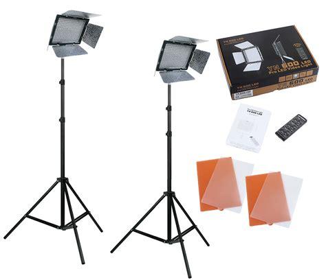 Led Yn 600 yn 600 led kit 2 kit light lighting equipment