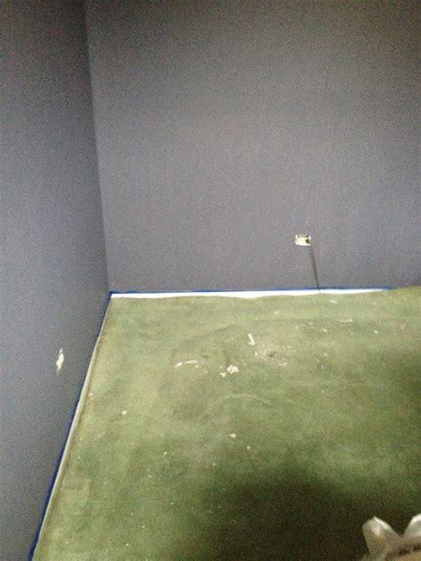 general splendour carpet i painted underlayment to look like tavern floors