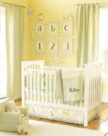 Gender Neutral Nursery Decor How To Personalize A Gender Neutral Nursery Pottery Barn For The