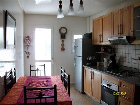 appartement casablanca cuisine