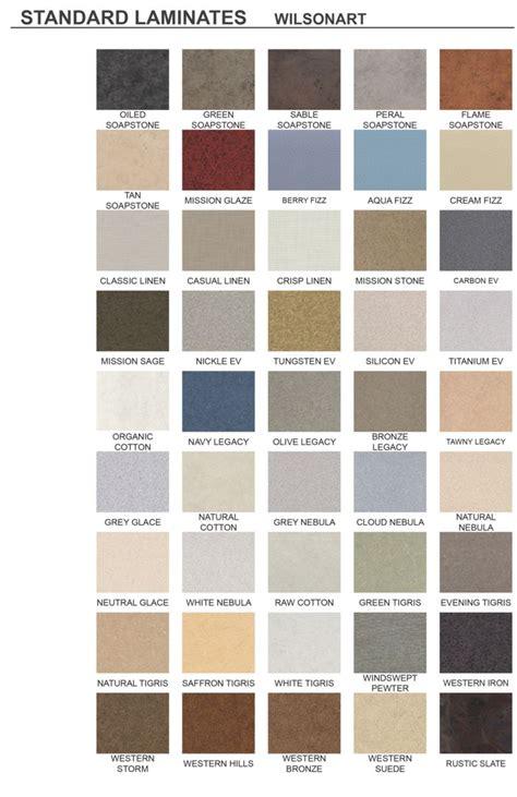 wilsonart colors wilsonart laminate color chart standard laminate