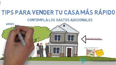 vender casa rapido tips para vender tu casa m 225 s r 225 pido youtube