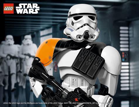 Plakat Lego by Plakat Med Lego 174 Wars 75531 Stormtrooper Kommand 248 R