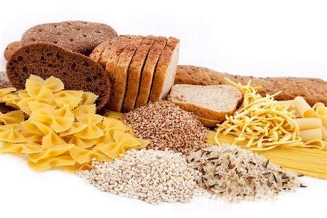 alimentos con hidratos de carbono alimentos ricos en hidratos de carbono gluten recetas