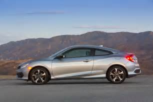 Honda Civic Coupe 2017 Honda Civic Hatchback Starts At 20 535 Automobile