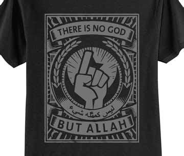 Kaos T Shirt Typography 03 kaos distro muslim bertema tauhid desainnya kayak apa sih