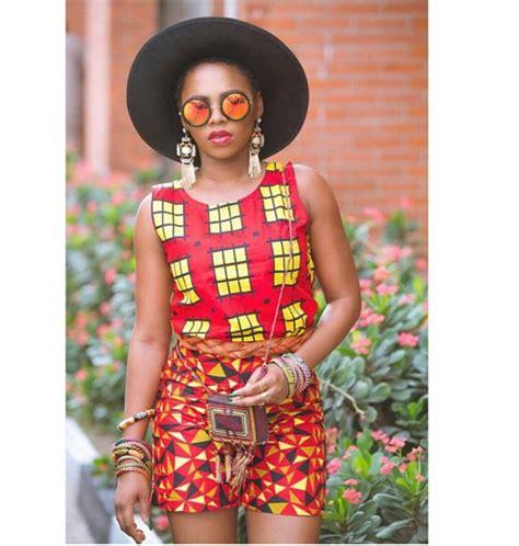 Latest Ankara Mixed With Velvet 2015 | styletitude ankara goodness stylish ankara mix fashion