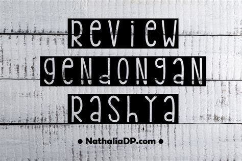 Gendongan Bayi Review nathalia dp review gendongan rashya