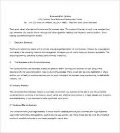 business and marketing plan template small business marketing plan template 10 free word