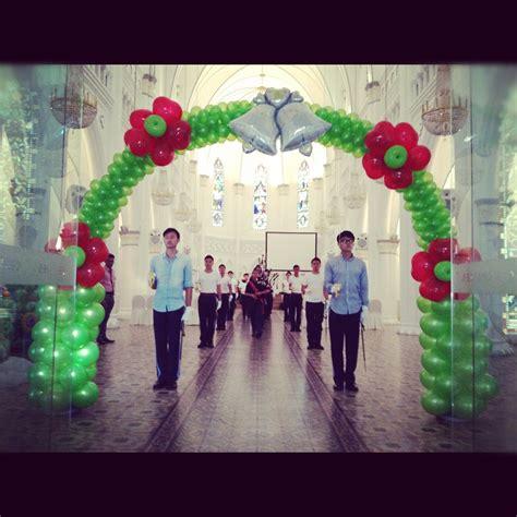 Balon Dekor singapore wedding decoration that balloons
