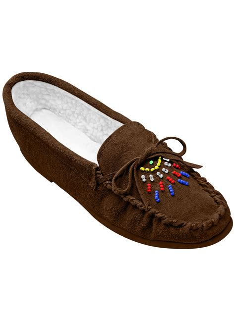 beaded moccasins genuine suede beaded moccasins carolwrightgifts