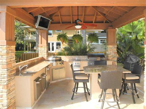 Kitchen Galley Ideas outdoor kitchen design deductour com