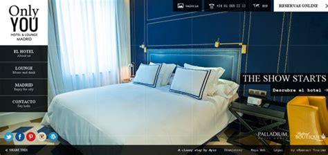 best hotel website 30 inspirational hotel and resort brand websites