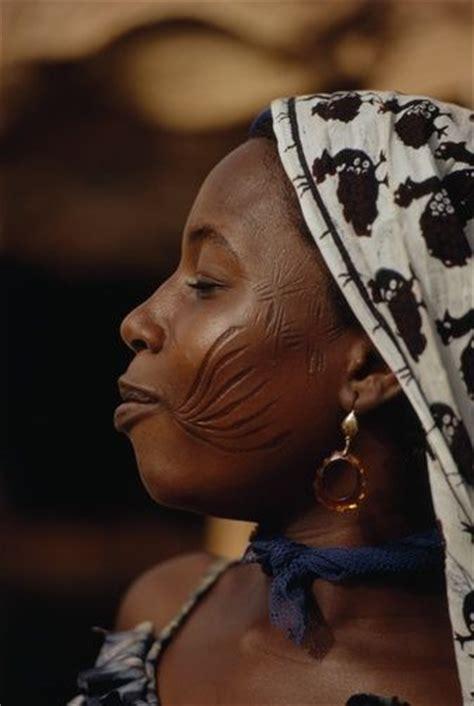 yoruba african tribes in nigeria yoruba woman nigeria african scarification tattoos and