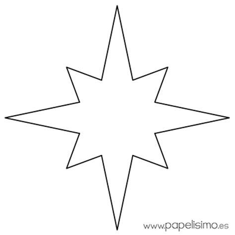 plantillas de estrellas de navidad para imprimir plantillas de estrellas para imprimir papelisimo