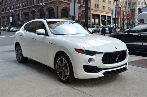 Maserati Chicago by 2017 Maserati Levante Stock L216aba For Sale Near