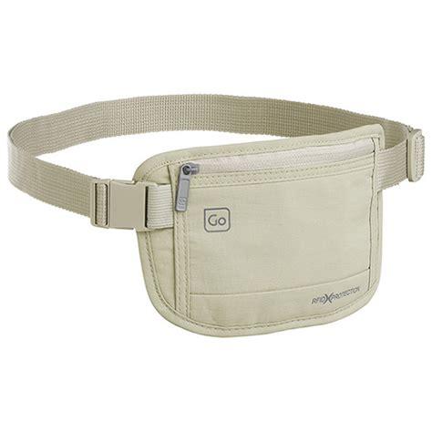 money belt rfid nomad