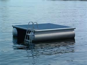 8 and 12 aqua swim raft aqua cycle pontoon paddle boats