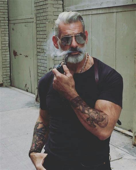 facial hair styles for older men with graying hair insanely cool salt pepper beard styles beard styles