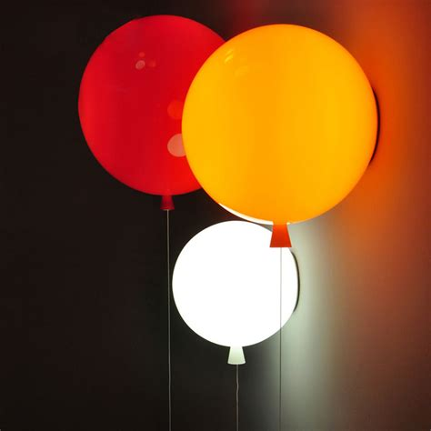 novelty colorful balloon wall ls northern europe simple