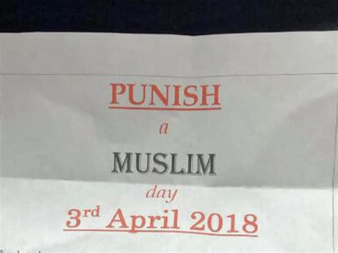 day letter counter terrorism investigating a muslim
