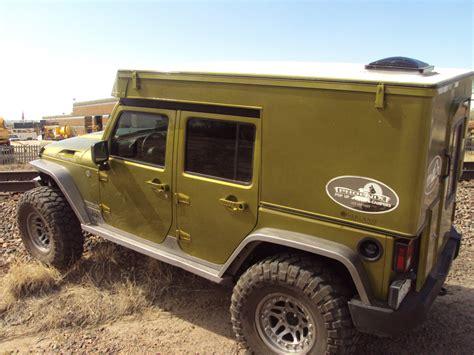Jeep Wrangler Pop Top Wrangler 2 Or 4 Door Pop Up