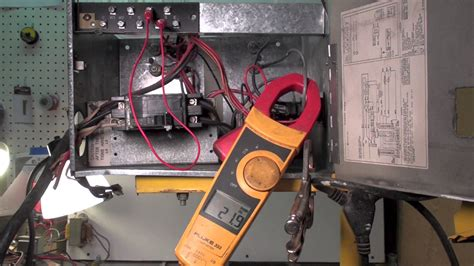 how the electric furnace sequences on and off youtube