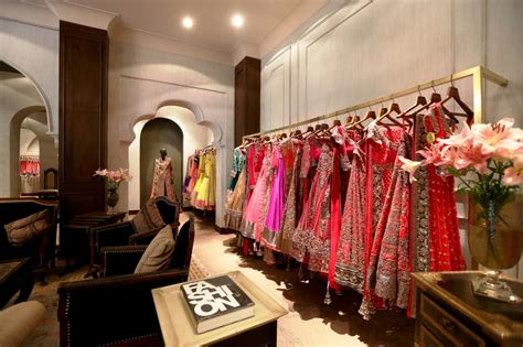 luxury home decor stores in delhi check out manish malhotra s new flagship store in delhi