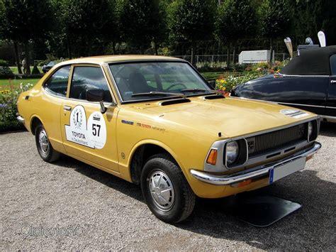 Toyota Corolla 1970s Toyota Corolla Coupe E20 2e Generation 1970 224 1973