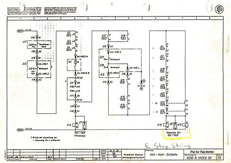 dotted line in wiring diagram electrical schematic
