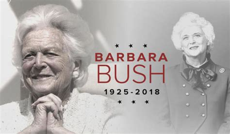 Barbara Bush Gets Robbed by Flags To Fly At Half Staff In Tribute To Barbara Bush