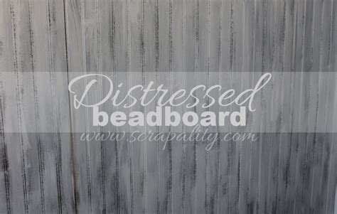 Kitchen Cabinets In Gray Distressed Beadboard Using The Dry Brush Method