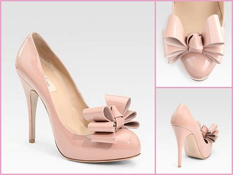 Bow Shoes confessions of a shoe addict valentino bow pumps