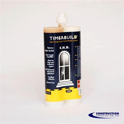 woodworking repair timbabuild epoxy window wood repair