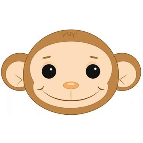 printable mask monkey sandylandya outlook es monkey mask printable mascaras