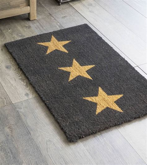 Doormat Shopping by Charcoal Three Doormat By The House Shop