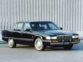 1991 Fleetwood Cadillac 1991 Cadillac Fleetwood Vin 1g6cb13b0m4212716
