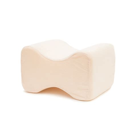 Lower Back Pillow Between Legs by Leg Spacer Memory Foam Cushion At Indemedical