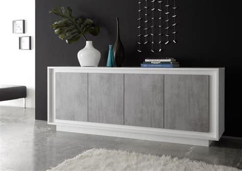 sideboard grau matt four door sideboard matt white grey sideboards