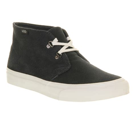 Marsmellow Flat Shoes vans chukka slim shadow marshmallow trainers shoes